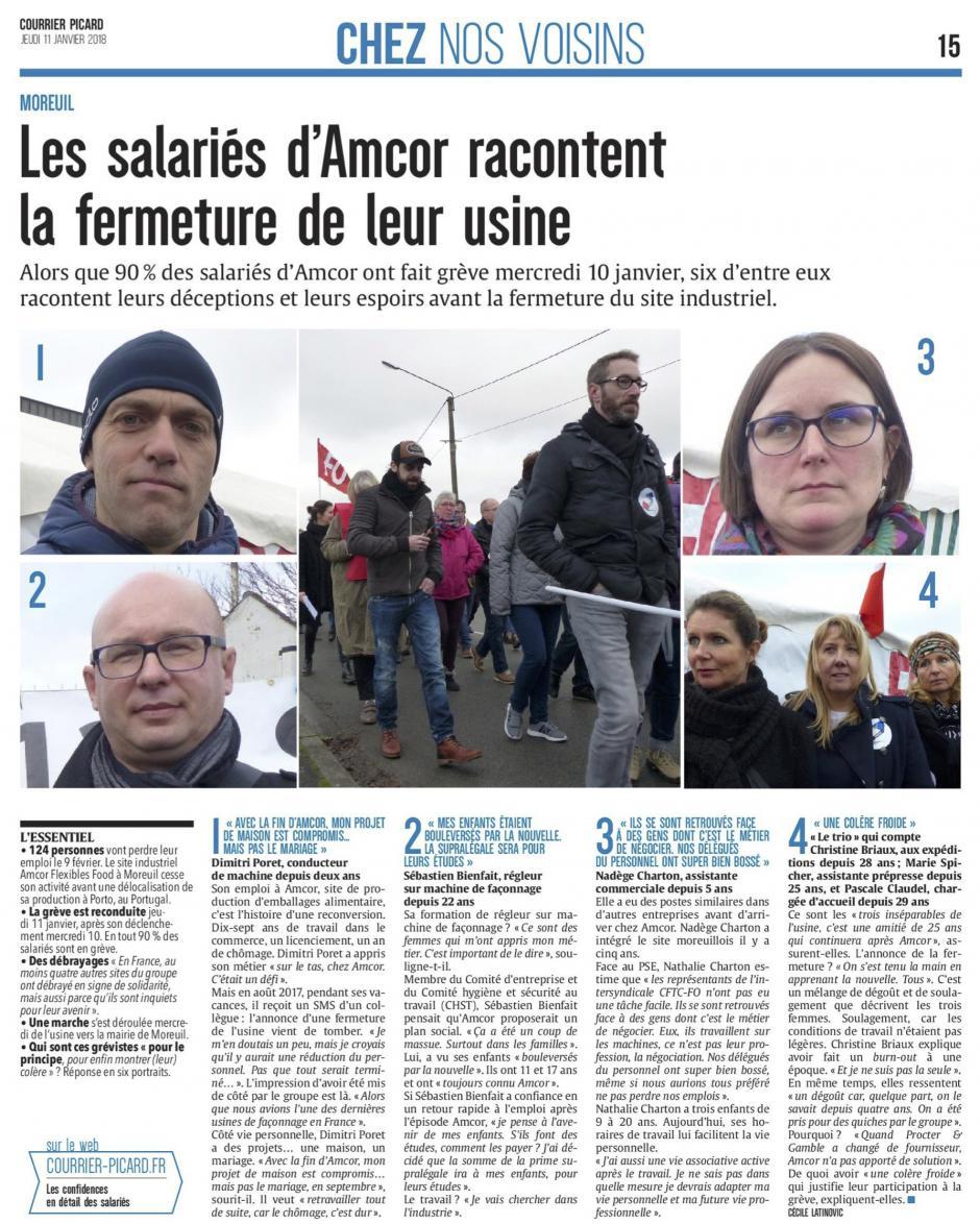 20180111-CP-Moreuil-Les salariés d'Amcor racontent la fermeture de leur usine [édition Amiens]