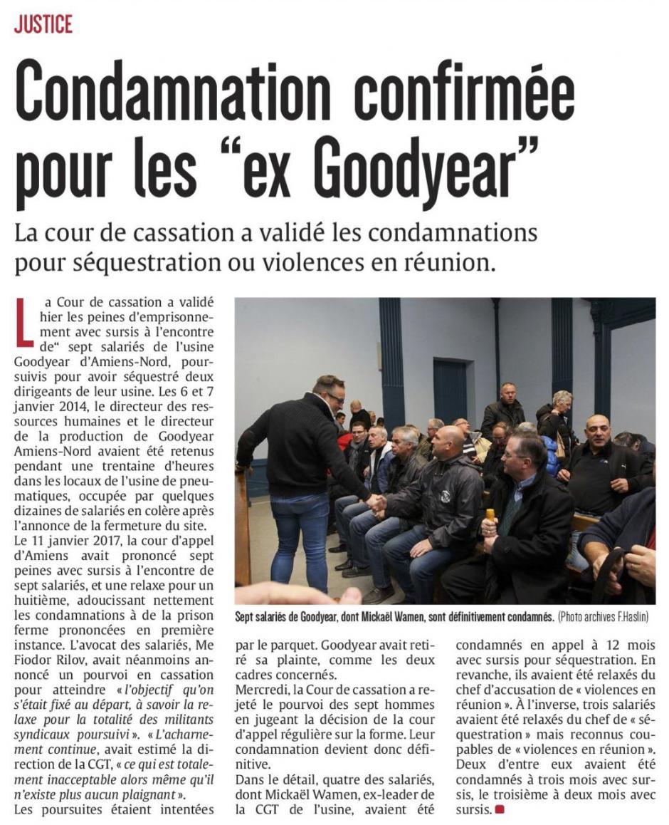 20180125-CP-Amiens-Condamnation confirmée pour les « ex Goodyear »