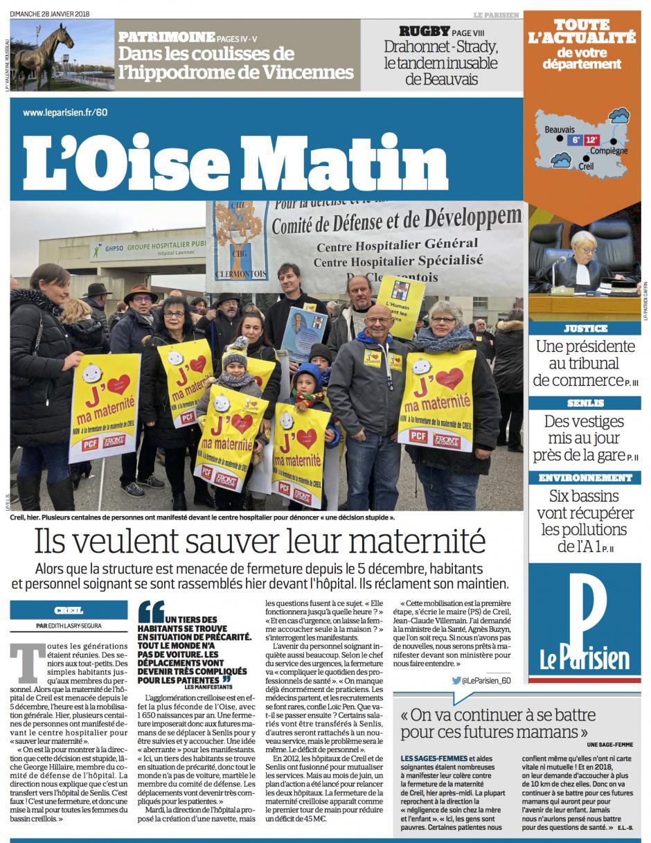 20180128-LeP-Creil-Ils veulent sauver leur maternité