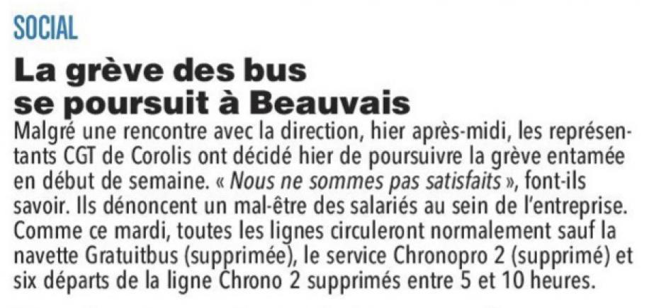 20180131-CP-Beauvais-La grève des bus se poursuit