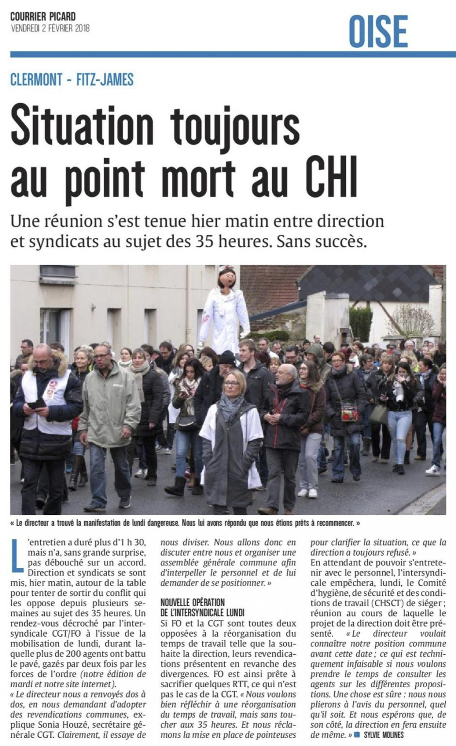 20180202-CP-Clermont-Fitz-James-Situation toujours au point mort au CHI