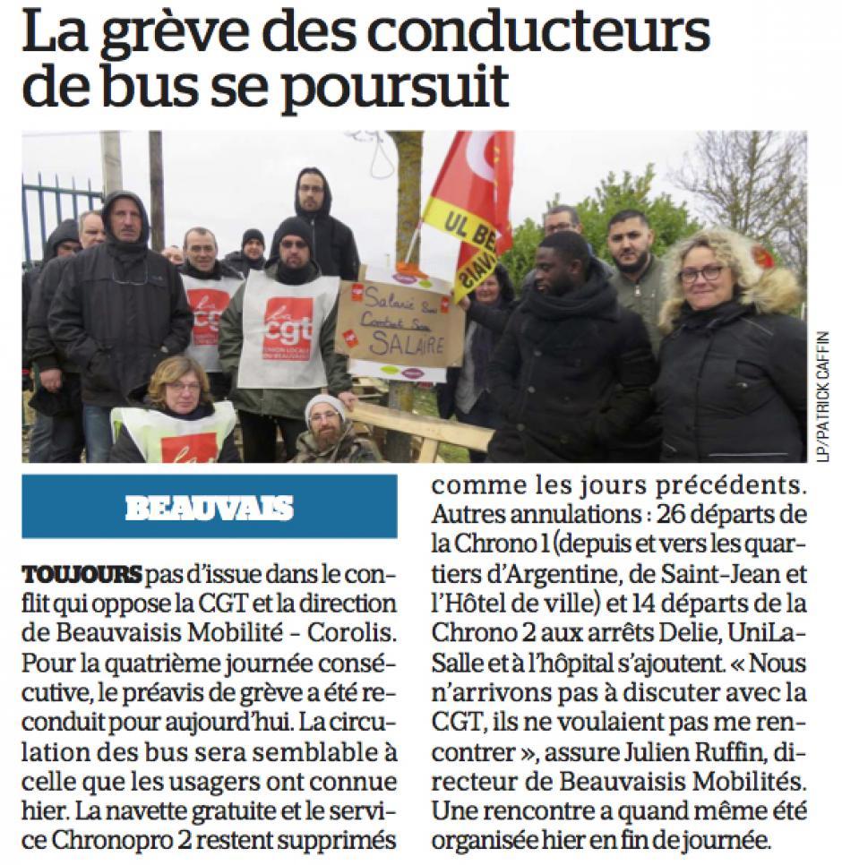 20180202-LeP-Beauvais-La grève des conducteurs de bus se poursuit