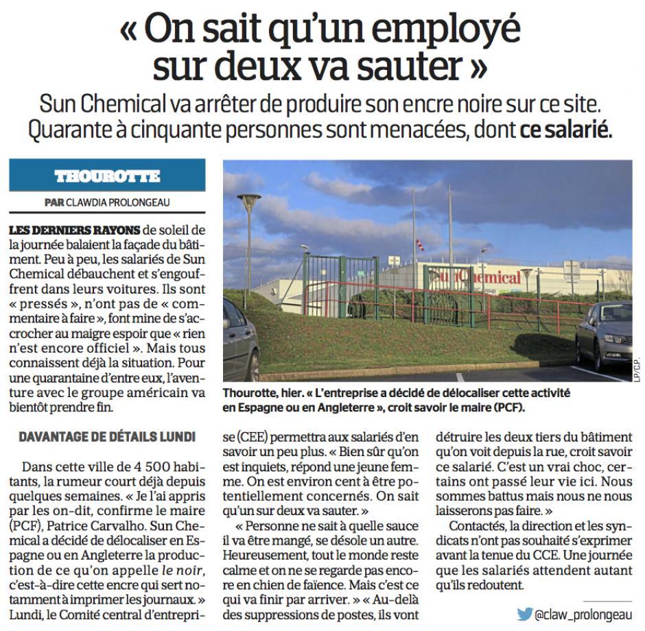 20180202-LeP-Thourotte-Sun Chemical : « On sait qu'un employé sur deux va sauter »