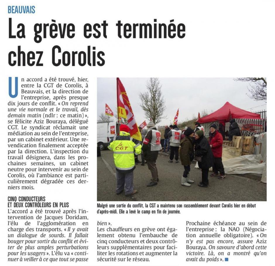 20180206-CP-Beauvais-La grève est terminée chez Corolis