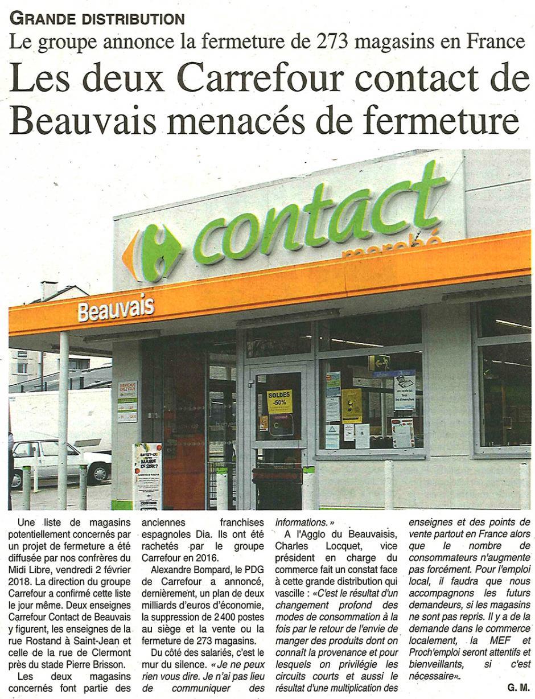 20180207-OH-Beauvais-Les deux Carrefour Contact menacés de fermeture