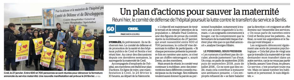 20180213-LeP-Creil-Un plan d'actions pour sauver la maternité