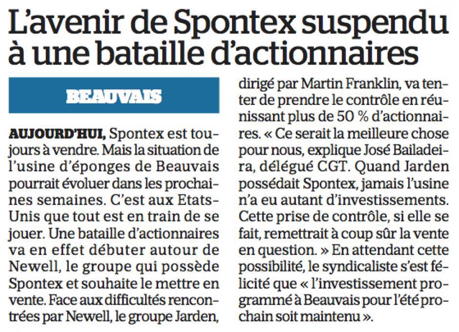 20180214-LeP-Beauvais-L'avenir de Spontex suspendu à une bataille d'actionnaires