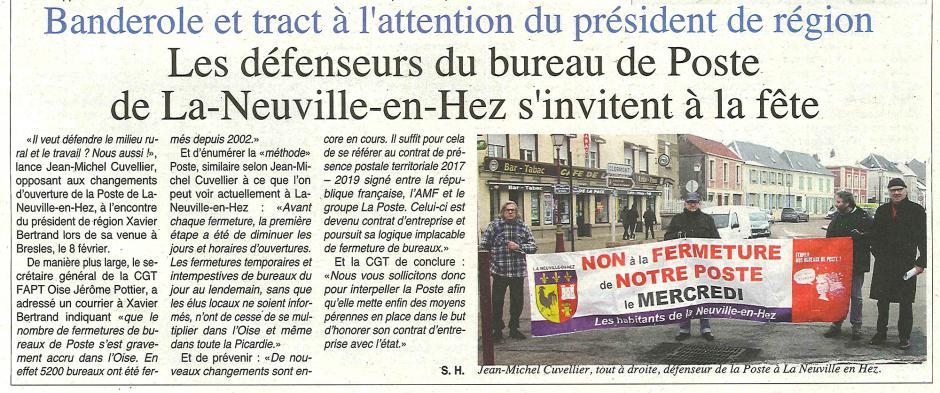 20180214-OH-Bresles-Les défenseurs du bureau de Poste de la Neuville-en-Hez s'invitent à la fête