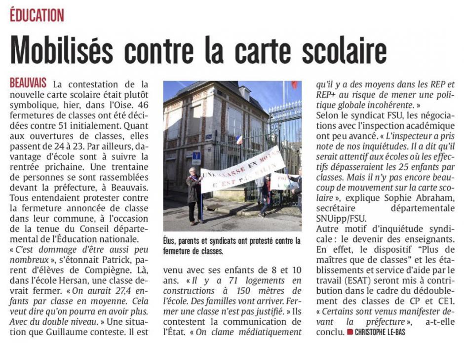 20180217-CP-Oise-Mobilisés contre la carte scolaire [pages régionales]