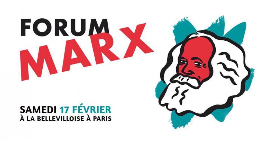 17 février, Paris - L'Humanité-Forum Marx : Karl Marx en débat