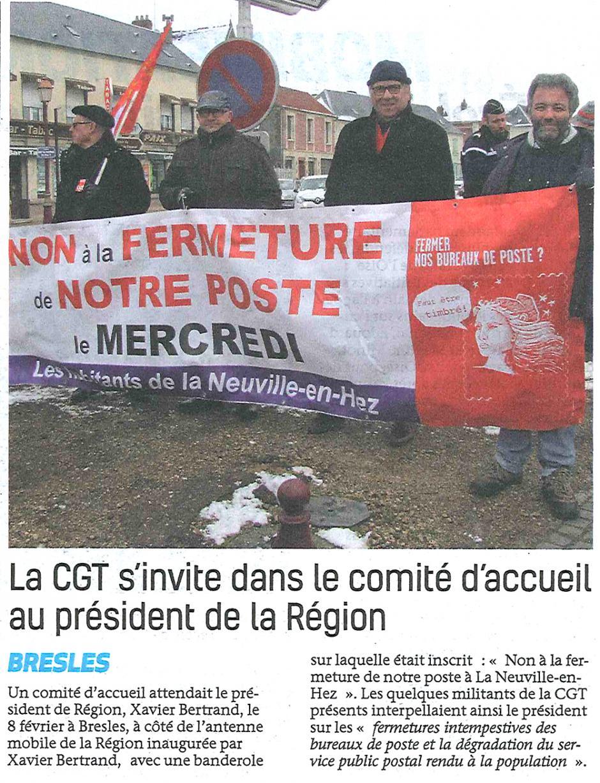 20180221-BonP-Bresles-La CGT s'invite dans le comité d'accueil au président de région