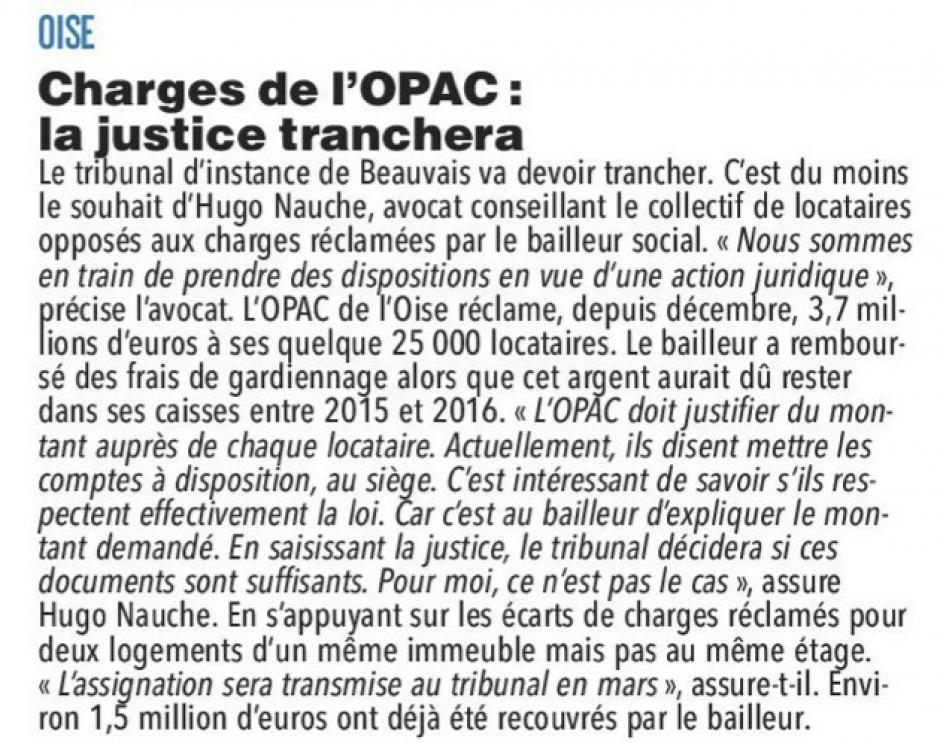 20180221-CP-Oise-Charges de l'Opac : la justice tranchera
