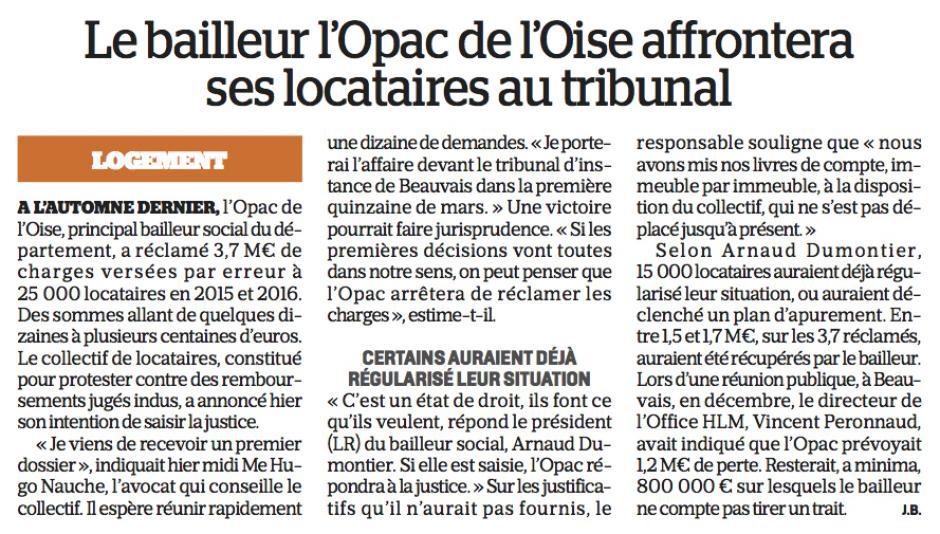20180221-LeP-Oise-Le bailleur l'Opac de l'Oise affrontera ses locataires au tribunal
