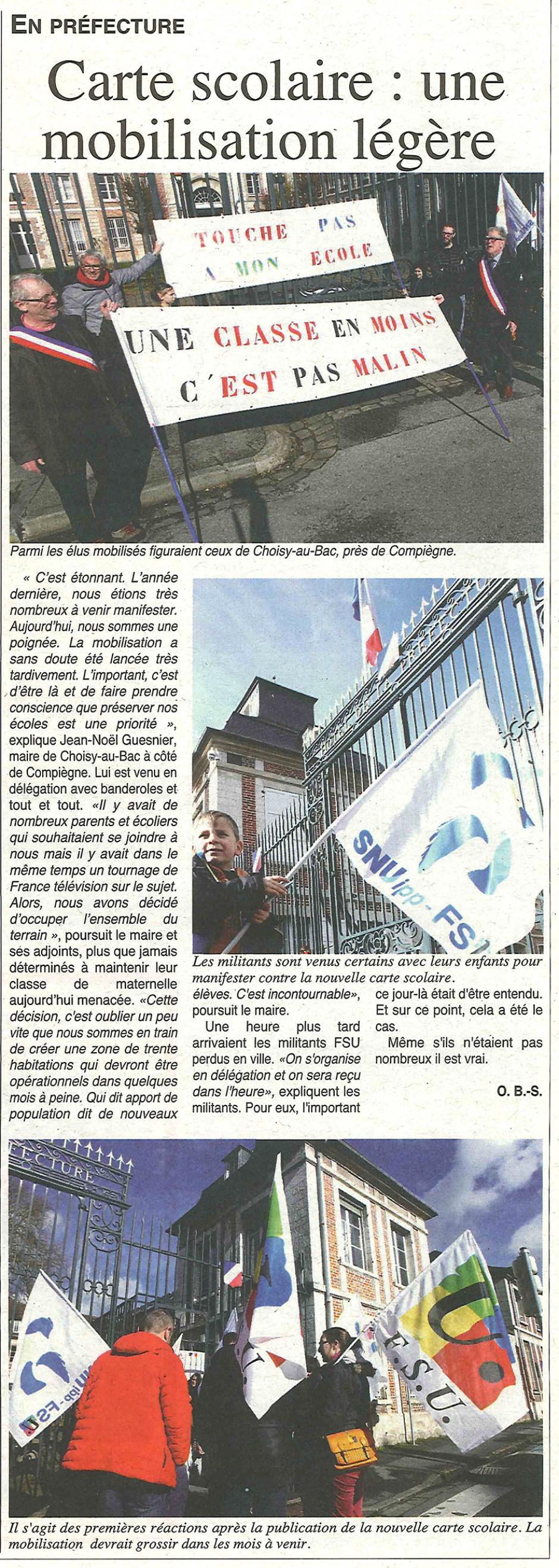 20180221-OH-Oise-Carte scolaire : une mobilisation légère