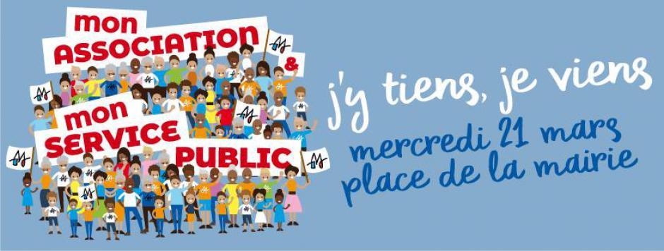 21 mars, Montataire - #Monassomonservicepublicjytiens