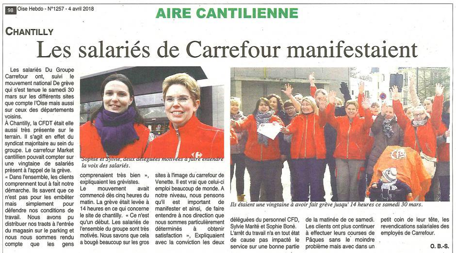 20180404-OH-Chantilly-Les salariés de Carrefour manifestaient