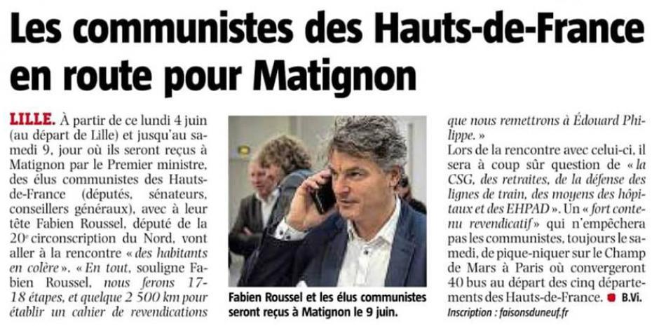 20180602-LaVdN-Lille-Les communistes des Hauts-de-France en route pour Matignon
