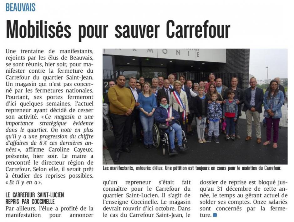 20180612-CP-Beauvais-Mobilisés pour sauver Carrefour