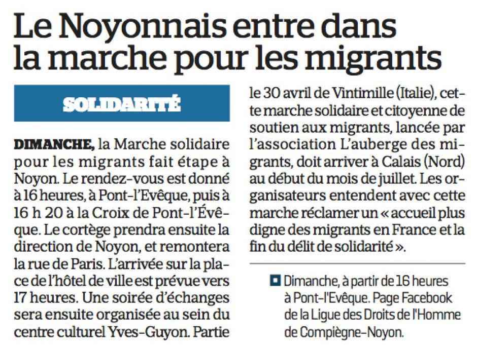 20180619-LeP-Oise-Le Noyonnais entre dans la marche pour les migrants
