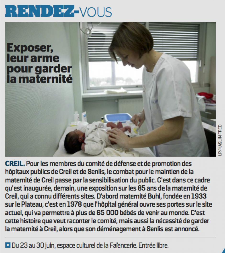 20180622-LeP-Creil-Exposer, leur arme pour garder la maternité