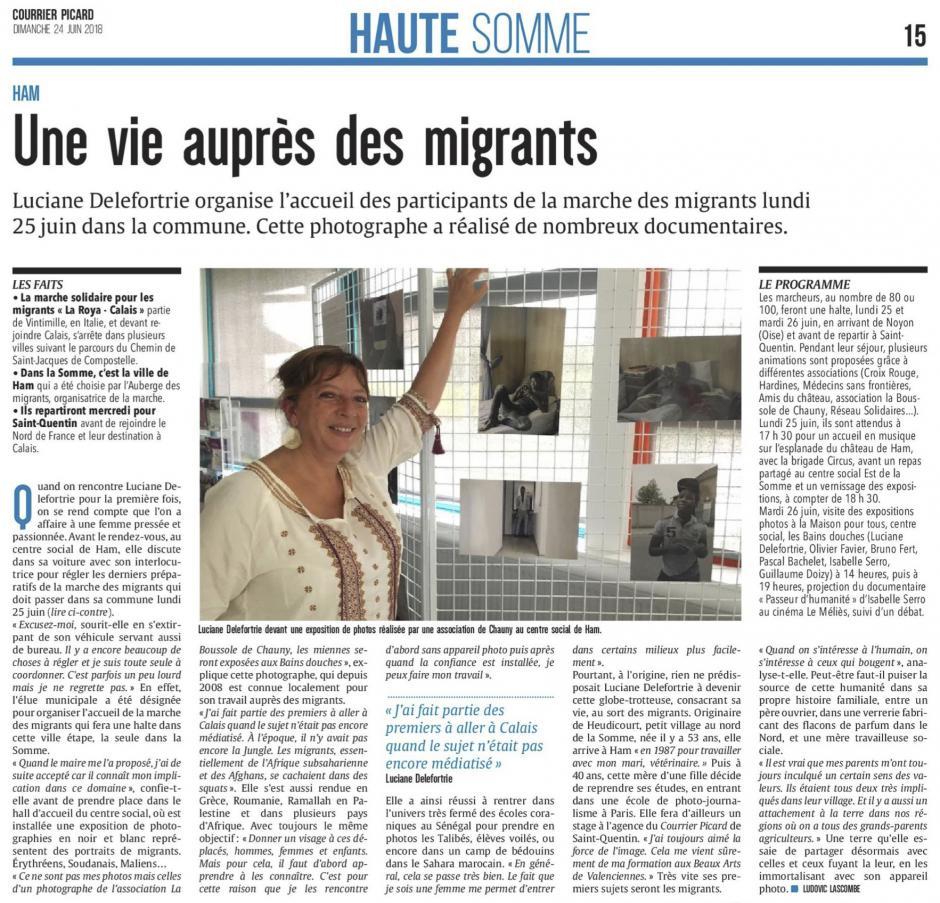20180624-CP-Ham-Une vie auprès des migrants [éd Somme]