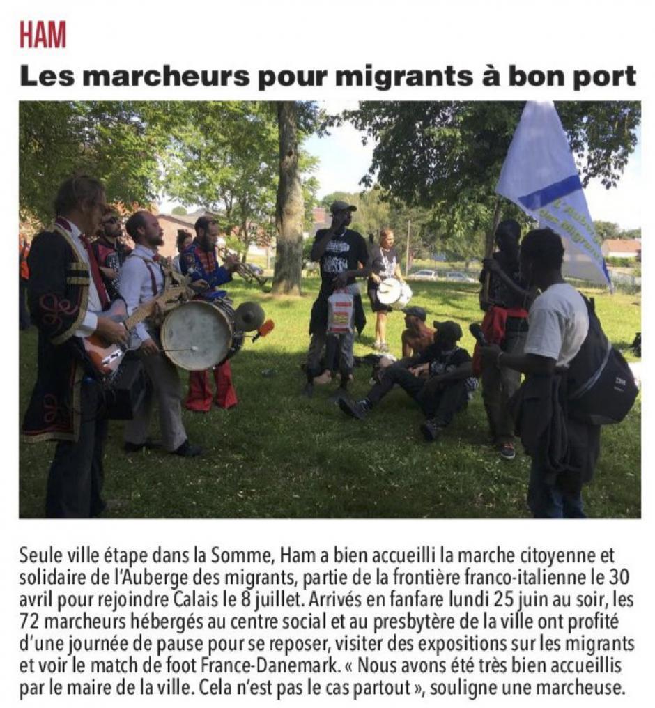 20180627-CP-Ham-Les marcheurs pour migrants à bon port