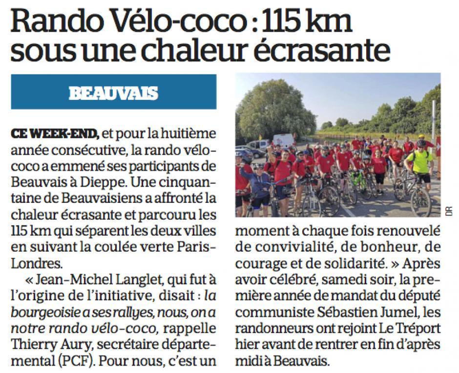 20180702-LeP-Beauvais-Rando vélo coco : 115 kilomètres sous une chaleur écrasante