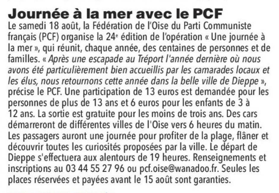 20180731-CP-Oise-Journée à la mer avec le PCF