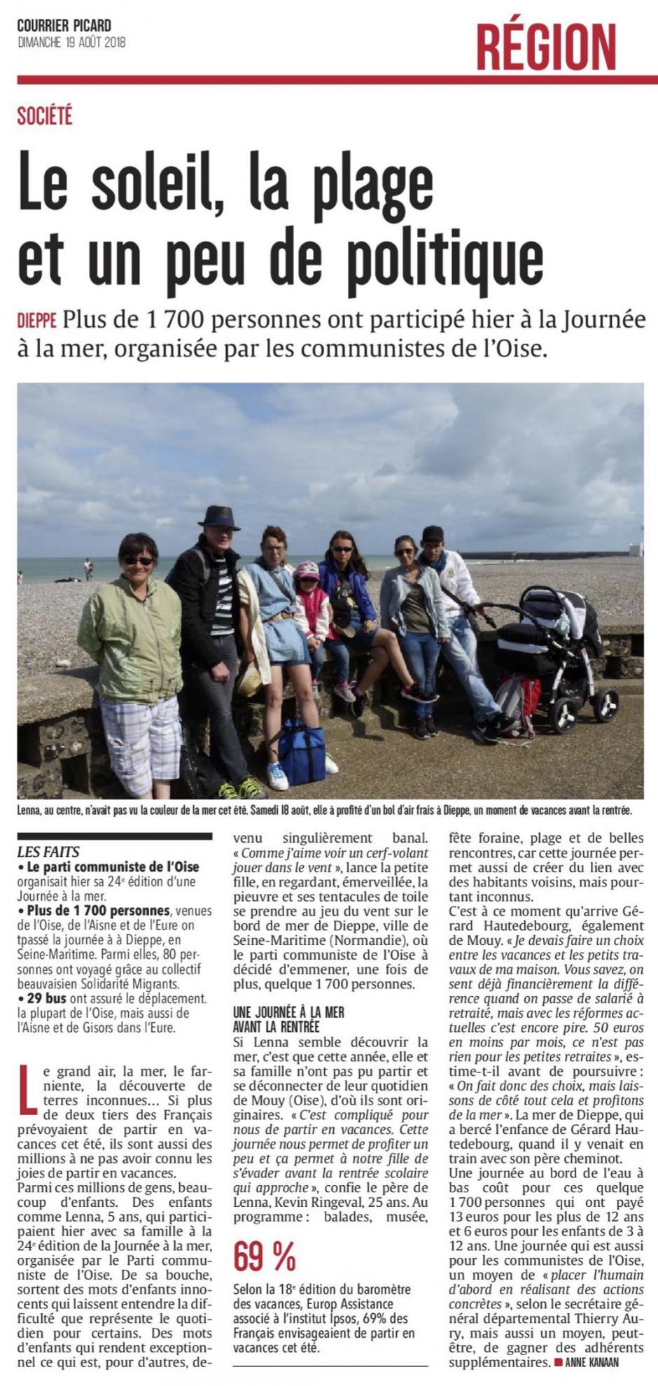 20180819-CP-Oise-Le soleil, la plage et un peu de politique