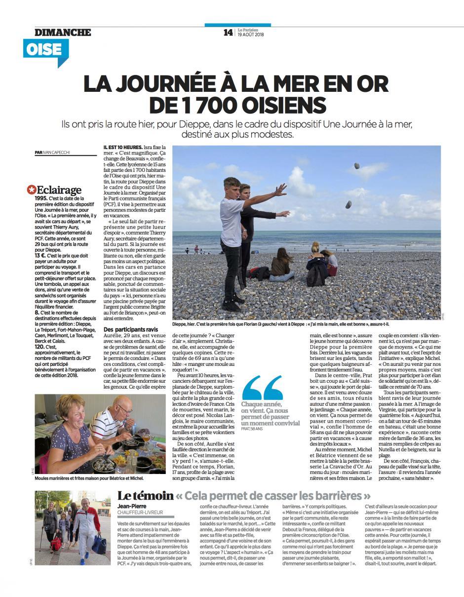 20180819-LeP-Oise-La journée à la mer en or de 1 700 Oisiens