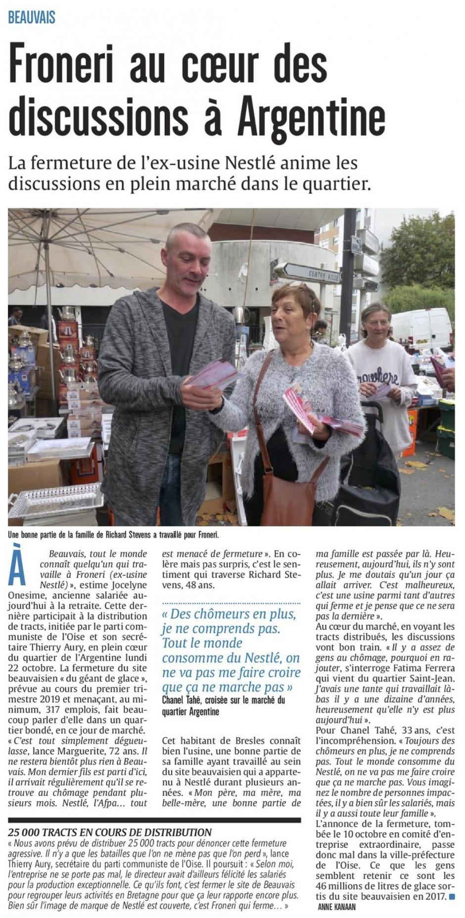 20181023-CP-Beauvais-Froneri au cœur des discussions à Argentine