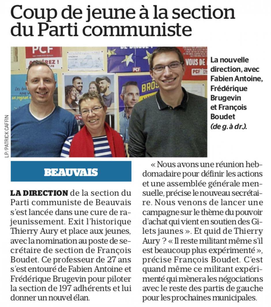 20190118-LeP-Beauvais-Coup de jeune à la section du Parti communiste