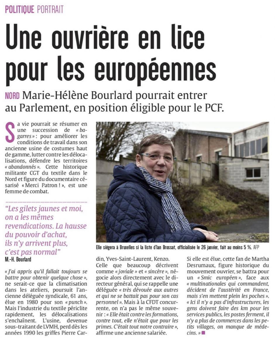 20190120-CP-France-E2019-Une ouvrière en lice pour les européennes