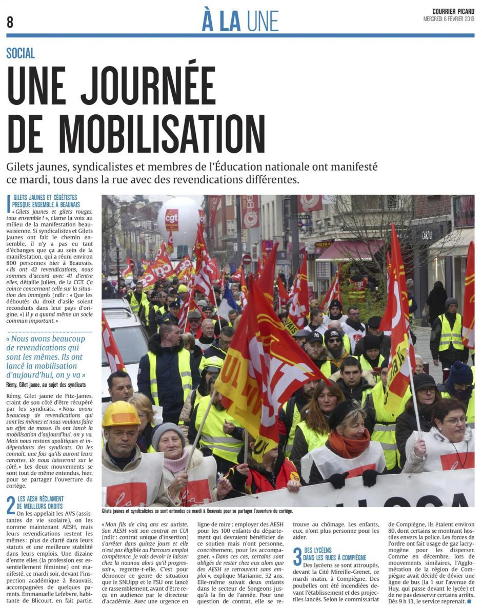 20190206-CP-Oise-Une journée de mobilisation