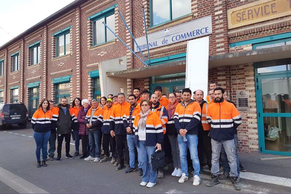 Ne laissons pas Decamp-Dubos devenir une friche industrielle - Beauvais, 26 mai 2019
