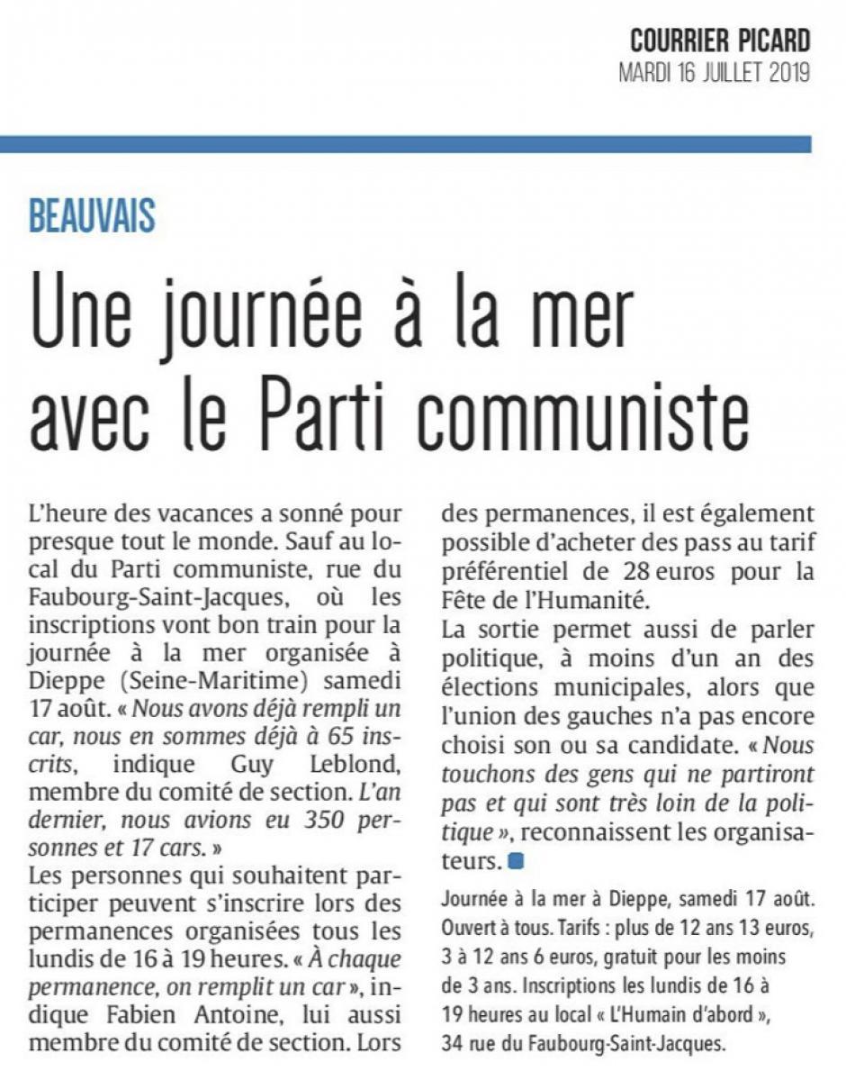20190716-CP-Beauvais-Une journée à la mer avec le Parti communiste
