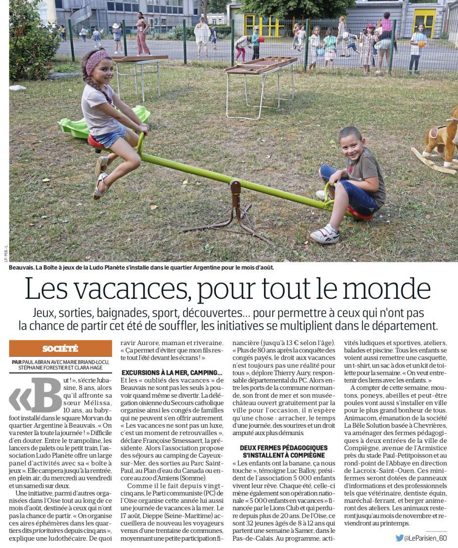 20190806-LeP-Oise-Les vacances, pour tout le monde