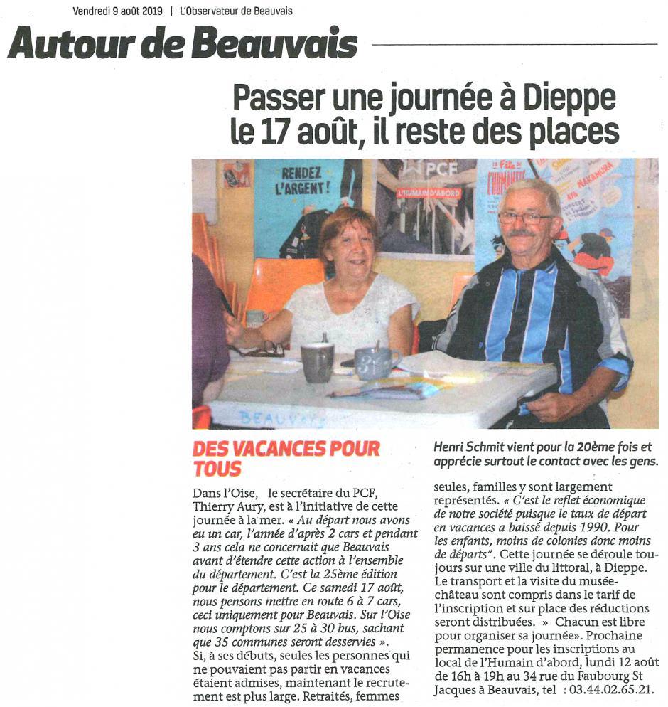 20190809-ObsBv-Beauvais-Passer une journée à Dieppe le 17 août, il reste des places