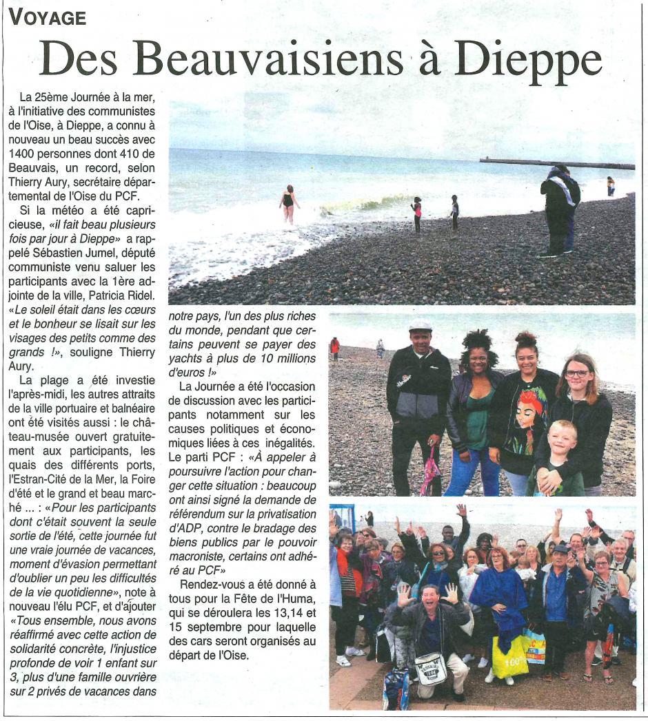 20190828-OH-Beauvais-Des Beauvaisiens à Dieppe