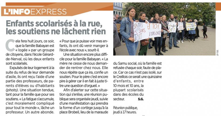 20191008-LeP-Creil-Enfants scolarisés à la rue, les soutiens ne lâchent rien