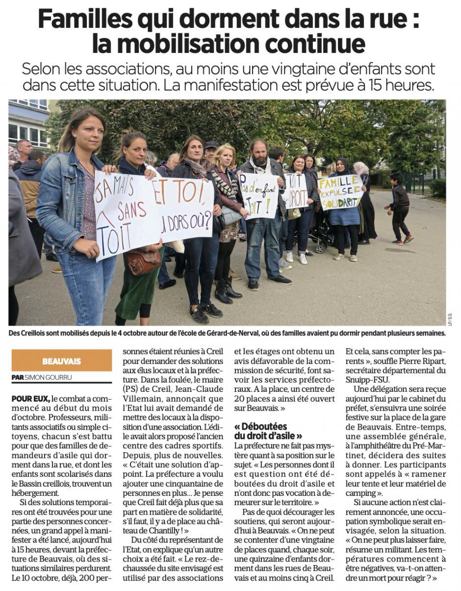 20191120-LeP-Beauvais-Familles qui dorment à la rue : la mobilisation continue