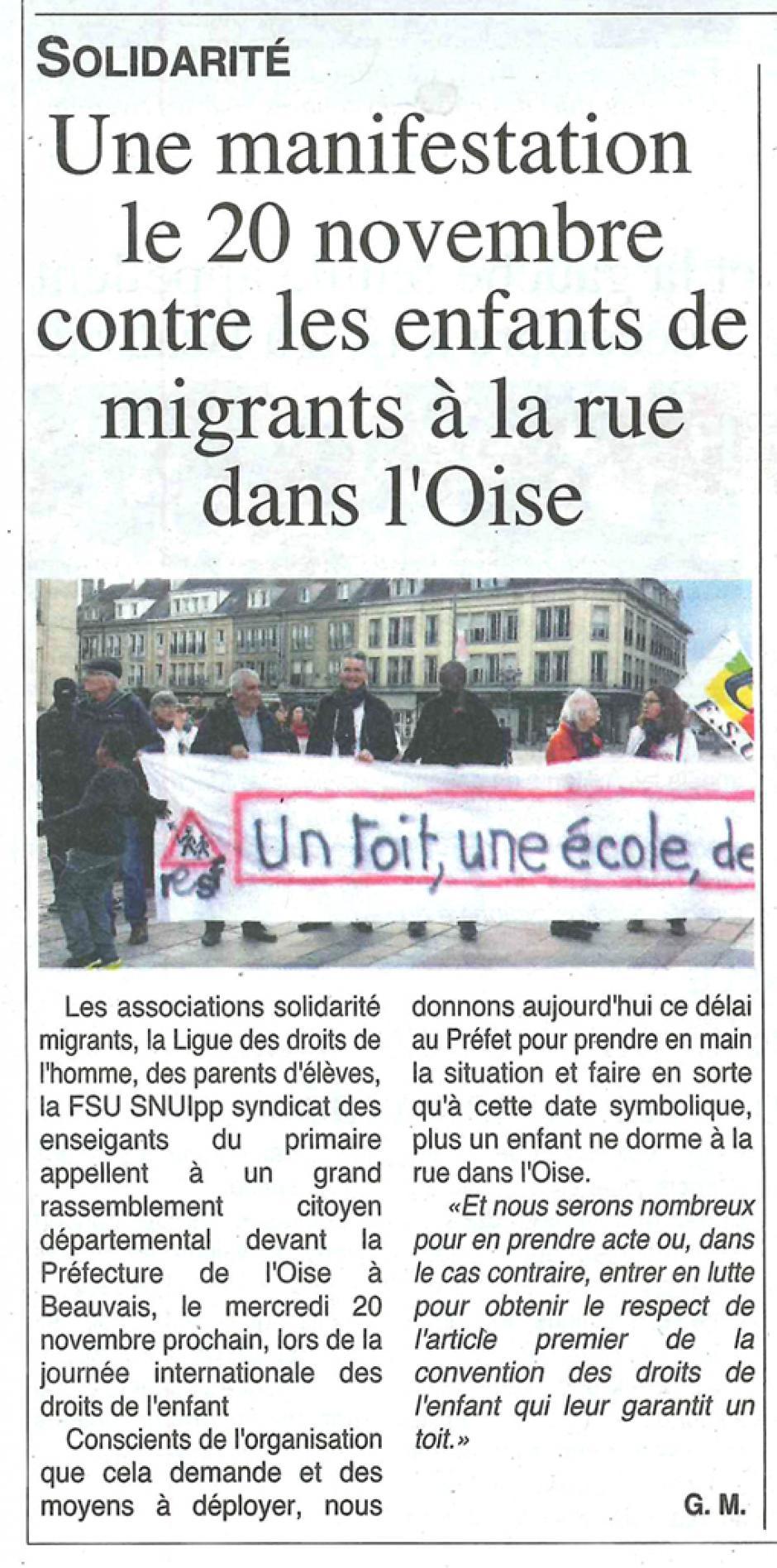 20191120-OH-Beauvais-Une manifestation le 20 octobre contre les enfants de migrants à la rue dans l'Oise