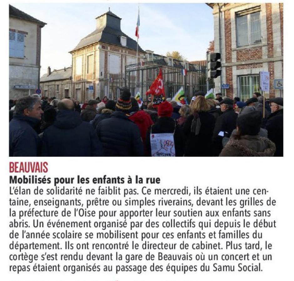 20191121-CP-Beauvais-Mobilisés pour les enfants à la rue [pages régionales]