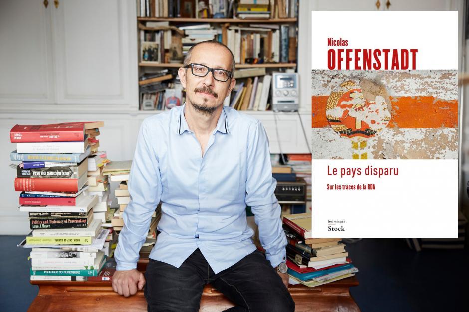 22 novembre, Montataire - Conférence « Le pays disparu : sur les traces de la RDA », avec Nicolas Offenstadt