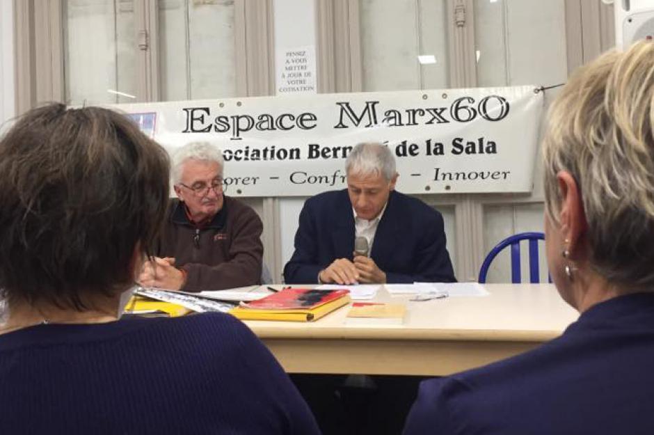 La retraite, enjeu d'une nouvelle innovation sociale et démocratique - Saint-Maximin, 28 novembre 2019