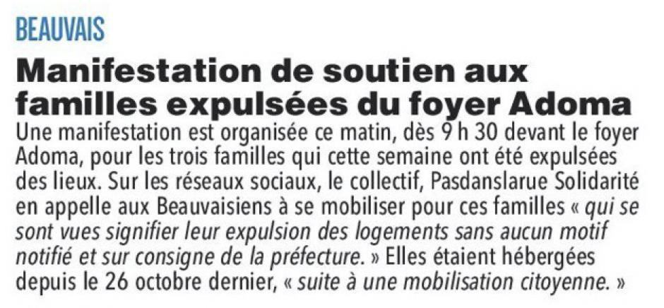 20191228-CP-Beauvais-Manifestation de soutien aux familles expulsées du foyer Adoma