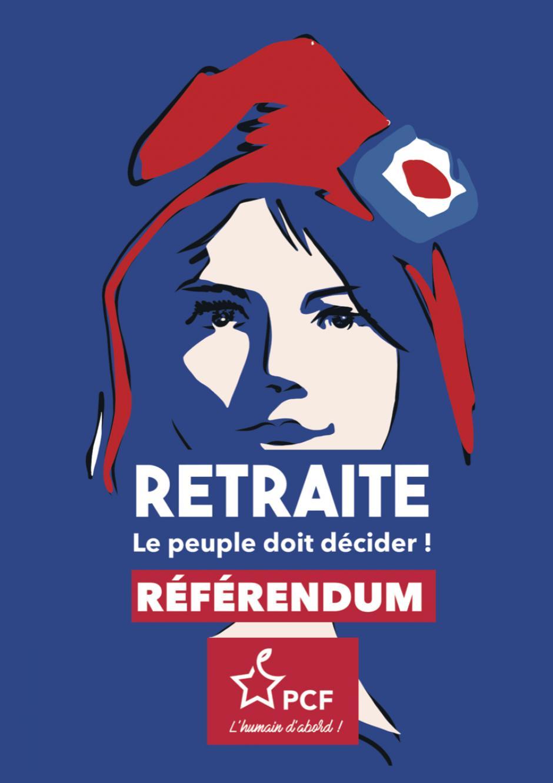 Retraite : exigeons un référendum !