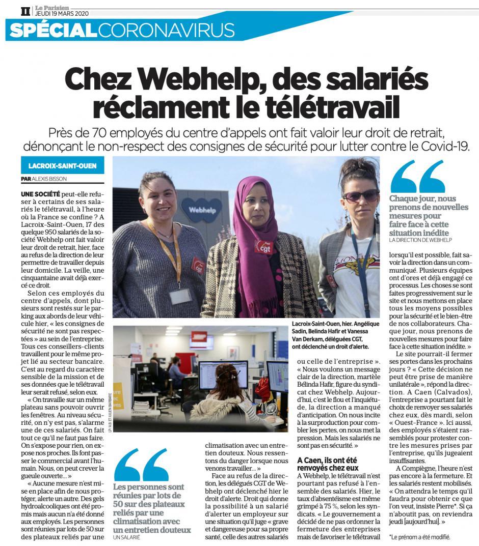 20200319-LeP-Compiègne-Chez Webhelp, des salariés réclament le télétravail