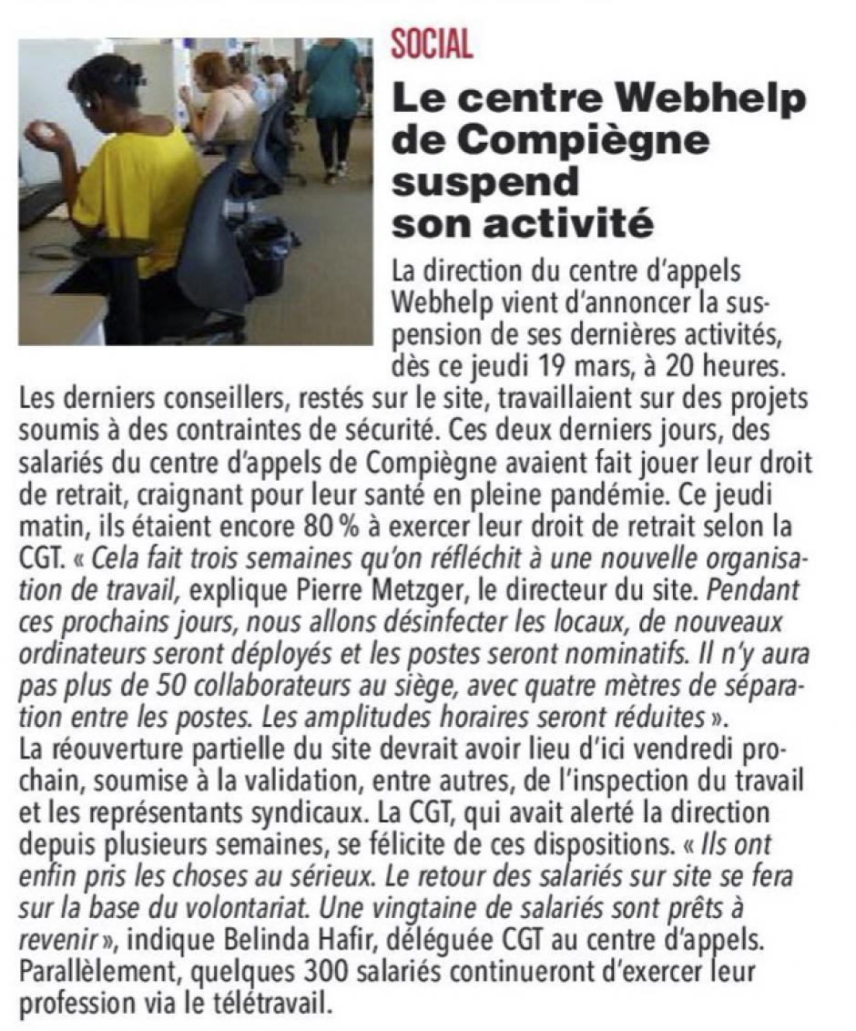 20200320-CP-Compiègne-Le centre Webhelp suspend son activité
