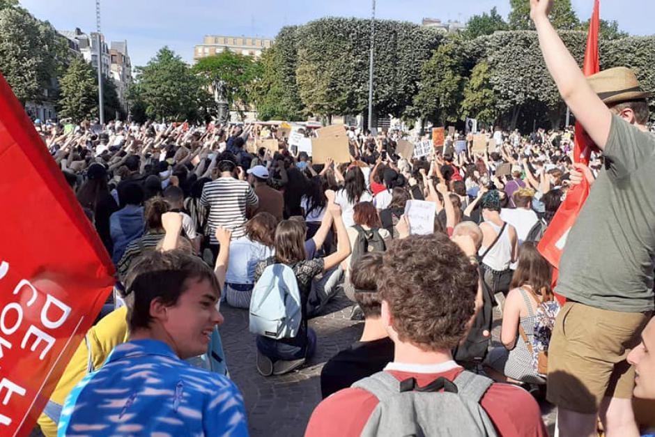 6 juin, Beauvais - Rassemblement contre le racisme et les violences policières